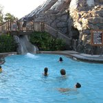 Volcano pool