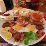 Big breakfast!!