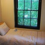 Zimmer 3. Bett für Kind