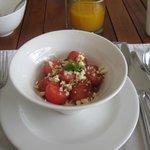 Frühstücksmenü (Vorspeise)