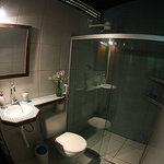 Pousada Naiepe - Vista do banheiro