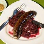 House Smoked Hungarian Sausage