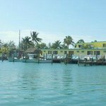 Bay View Inn Motel and Marina, Conch Key - waterfront
