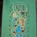 Resort Map - Medium Sized Resort