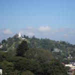 View out over Kandy