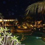 Resort View - Night