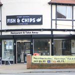 First Catch Fish and Chips, filey