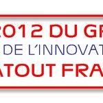 Lauréat 2012 du grand Prix de l'Ingénierie et de l'Innovation Touristiques de Atout