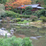 October 2003 Tea House at Seattle Japanese Garden