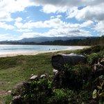 The beach at Friends of Malaekahana