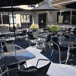 Bourbon Street Bar & Grill Patio