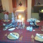 tavoli di Camilla