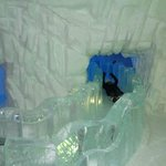 Ice Slide!