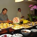 mega-colazioni a buffet
