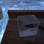 Ice Block Carving!