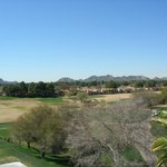 The view from room 5040, Embassy Suites-Scottsdale, AZ