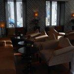 Sofas del lounge