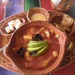 Die Azteken Suppe