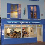 Quinlans Seafood Bar, Killarney. Fish and Chips and Casual Dining