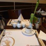 Ivbergs Premium Hotel Frühstücksraum