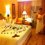 Our room after the wedding!