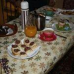 La colazione dolce e salata