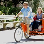 Pedicabs are Family Fun & take the hassel out of Parking.