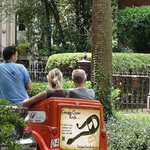Savannah Pedicab