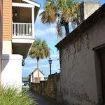 Treasury Street - St. Augustine