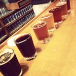 Sampler at Third Street Aleworks