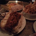 BBQ Rootbeer pullled pork