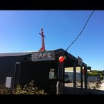 The Shoppe, Lavers Hill, Great Ocean Road. Great coffee and home made pies!