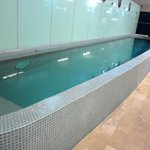 Lap pool ground floor