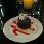 Crazy good dessert!