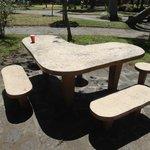 mesa em formato de coração do Parque Nacional