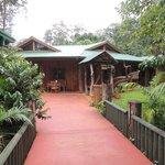 Photo de Palo Rosa Lodge