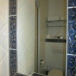 Room 206 bathroom vanity