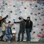 Artes no Muro em Berlim