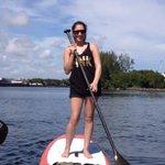 Haley on board