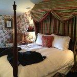 Brandon room/queen size bed.