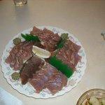 Medium Sashimi plate