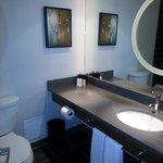 Bathroom in suite - Room on 24th Floor (southside)