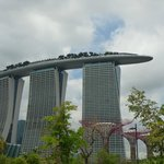 Ship in the Sky at Marina Bay Sands