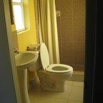 Room 108 - Bathroom