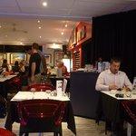 Cafe BellaVista  is Busy