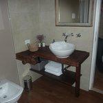 Meuble de salle de bains : original !