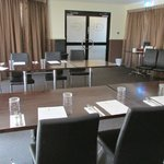 The Board Room Set Up