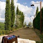 Bocce playground