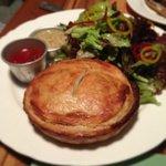 Winter Veg Pie - Rating: 3/5
