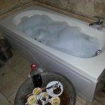Nice Soap Bath...!! lol